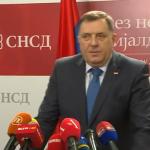 Dodik: Ne plašim se prijetnji (VIDEO)