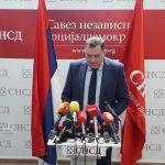 Dodik: Banjaluka će uvijek podržavati Vučića, a ne Izetbegovića (VIDEO)