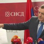 Dodik: Potpisan koalicioni ugovor sa Mićićem (VIDEO)