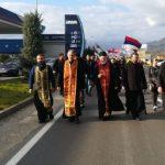 Krenule litije prema Nikšiću, Pljevljima, Beranama i Mojkovcu (FOTO/VIDEO)