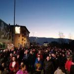 PRVA LITIJA ODRŽANA U SAD Više od 2.000 vjernika pružilo podršku narodu u Crnoj Gori (VIDEO)