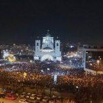 Litije i molitvena okupljanja i danas širom Crne Gore