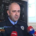 Sjećanje na policajce koji su dali život za Srpsku (VIDEO)