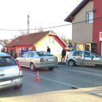 Automobilom se zabio u izlog pekare
