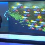 U subotu sunčano uz blagi porast temperature (VIDEO)