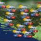 U petak prije podne kiša, kasnije promjenljivo (VIDEO)