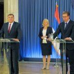 Vučić: Dodik apsolutno u pravu