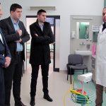 """Aparat za dijagnostikovanje arterijskih bolesti DONIRAN Bolnici """"Srbija"""""""