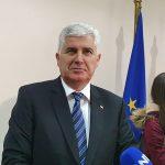 Čović: Komšić izabran mahinacijama SDA