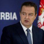 Dačić: Neistinite optužbe Podgorice o konfiskovanju respiratora