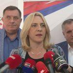 Dodik, Cvijanovićeva i Višković večeras na tribini u Prijedoru