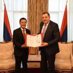 Kineski ambasador ponudio pomoć svoje države u borbi protiv virusa korona