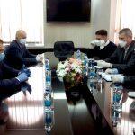 Održan sastanak Dodika i Mićića (VIDEO)
