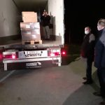 Stigao prvi kontingent pomoći iz Srbije (FOTO/VIDEO)