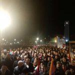 """Narod u litiji """"cvijet Crne Gore i ponos mitropolije"""" (FOTO)"""