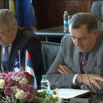 Dodik u Brčkom i Bijeljini: Sastanci sa Mićićem i Milićem