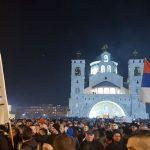 Molebani i litije u nedjelju pravoslavlja