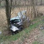 Stravična saobraćajna nesreća: Poginuli žena i dijete