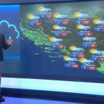 U utorak promjenljivo oblačno (VIDEO)