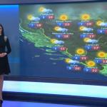 U četvrtak sunčano i natprosječno toplo (VIDEO)