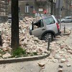 Pogledajte fotografije jakog zemljotresa koji je pogodio Zagreb (FOTO/VIDEO)