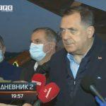 Dodik: Kina pokazala da je prijatelj našeg naroda (FOTO/VIDEO)