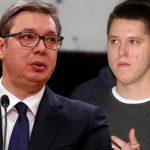 Vučić: Kad sam vodio sina u bolnicu, poželio sam da me nema