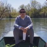 Darko Vujasinović na jezeru u Omarskoj ulovio rekordni primjerak štuke (VIDEO)