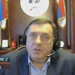 Dodik: Nije vrijeme za paniku, nego za odgovornost (VIDEO)