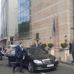 Sastanak delegacija SNSD-a, HDZ-a, SDA sa zvaničnicima EU i MMF-a