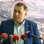 Dodik: Zahvalan sam građanima koji se pridržavaju mjera (VIDEO)