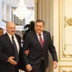 Lukašenko uputio pismo podrške Dodiku u borbi protiv epidemije