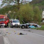 U stravičnoj nesreći poginuo mladić (18)