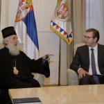 Razgovarali Vučić i patrijarh: Policijski čas neće biti prekinut na Vaskrs