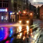 BORBA PROTIV KORONA VIRUSA Cisternama dezinfikuju ulice u Prijedoru