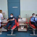 Pripadnici PU Prijedor darivali krv
