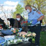 Godišnji pomen Slađenku Tubinu, policajcu ubijenom na zadatku