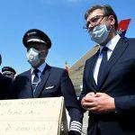 Vijest o pomoći Srbije Italiji u svjetskim medijima