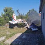 Tragedija kakvu Hrvatska ne pamti: Srušio se avion, poginule dvije osobe
