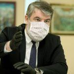 """""""LINEARAN RAST ZARAŽENIH"""" Šeranić ističe da je epidemiološka situacija u RS pod kontrolom"""