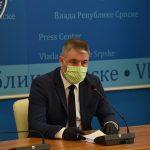SRPSKA U BORBI S KORONOM Šeranić: Procjena Instituta bila da se maske nose na otvorenom