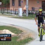 Biciklizam - sve prisutniji hobi kod građana Prijedora (VIDEO)