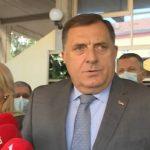 Dodik: Vjerujem u pobjedu na izborima (VIDEO)