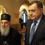 Patrijarh Irinej čestitao Đurđevdan Dodiku