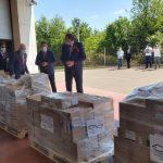 Ivancov uručio donaciju Ruske humanitarne misije (FOTO)