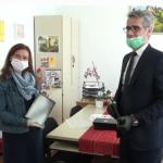 Varaždinska gimnazija donirala 25 tableta osnovcima (VIDEO)