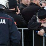 """Međunarodna komisija Budestaga za ljudska prava: """"Brutalne policijske akcije i progon SPC"""""""