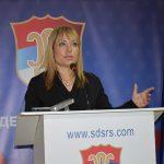 """NIJE TAČNO DA SAM BILA NA BOLOVANJU"" Dr Dragojević-Stojić tuži ministra Lukača"