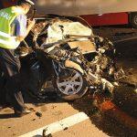Autom se zakucao u kamion i poginuo: Tijelo ispalo iz vozila, sin žrtve sve vidio