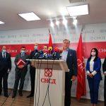 Dodik: SNSD će raskinuti saradnju sa partijama koje na lokalnom nivou uđu u koaliciju s opozicijom (VIDEO)